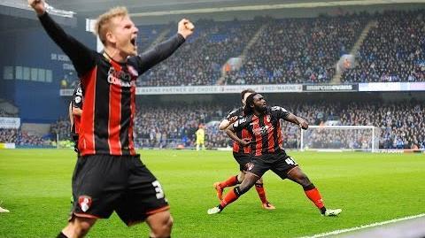 Ipswich 1-1 Bournemouth (2014-15 season)
