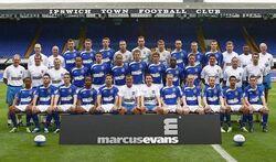 Squad 2010-11