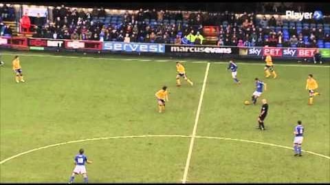 Ipswich 0-0 Wigan (2014-15 season)