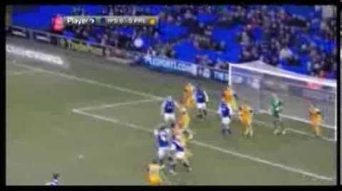 Ipswich 1-1 Preston North End (2013-14 FA Cup)
