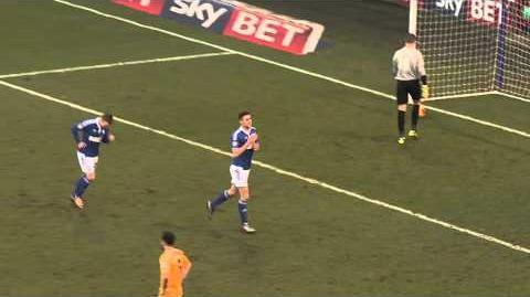 Ipswich 1-1 Preston (2015-16 season)