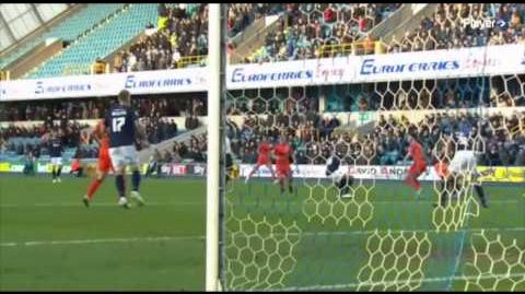 Millwall 1-3 Ipswich (2014-15 season)