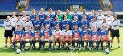 Squad 2009-10