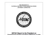 NSTAC Report to the President on Commercial Communications Reliance on the Global Positioning System (GPS)