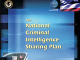 National Criminal Intelligence Sharing Plan