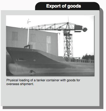 Exportgoods