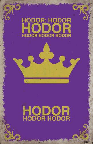 House Hodor