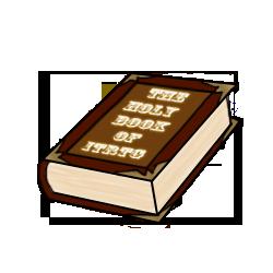 Holy ITRTG Book