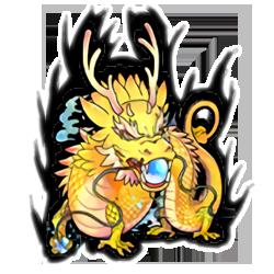 Gold Dragon evo