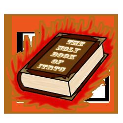 Holy ITRTG Book evo