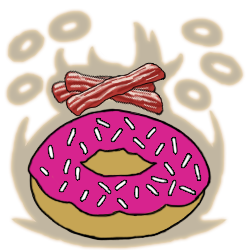 Doughnut evo