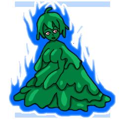 Slime evo