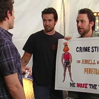 Mac And Charlie Write A Movie Its Always Sunny In Philadelphia