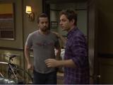 Dennis and Mac's apartment