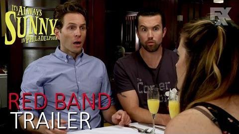 Video It S Always Sunny In Philadelphia Season 12 Red Band Trailer
