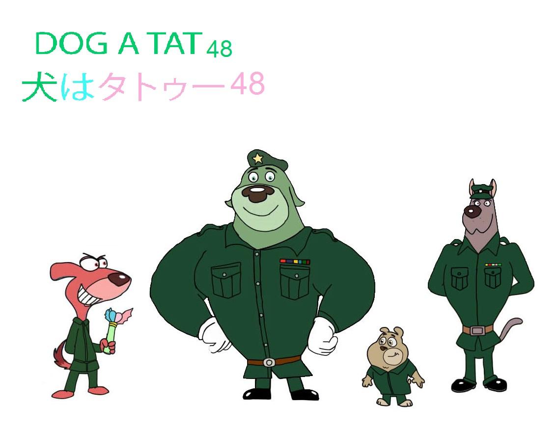Image - Dog A Tat Colonel Doggert Doggy Don Rox Major Saab 2019.jpg ...