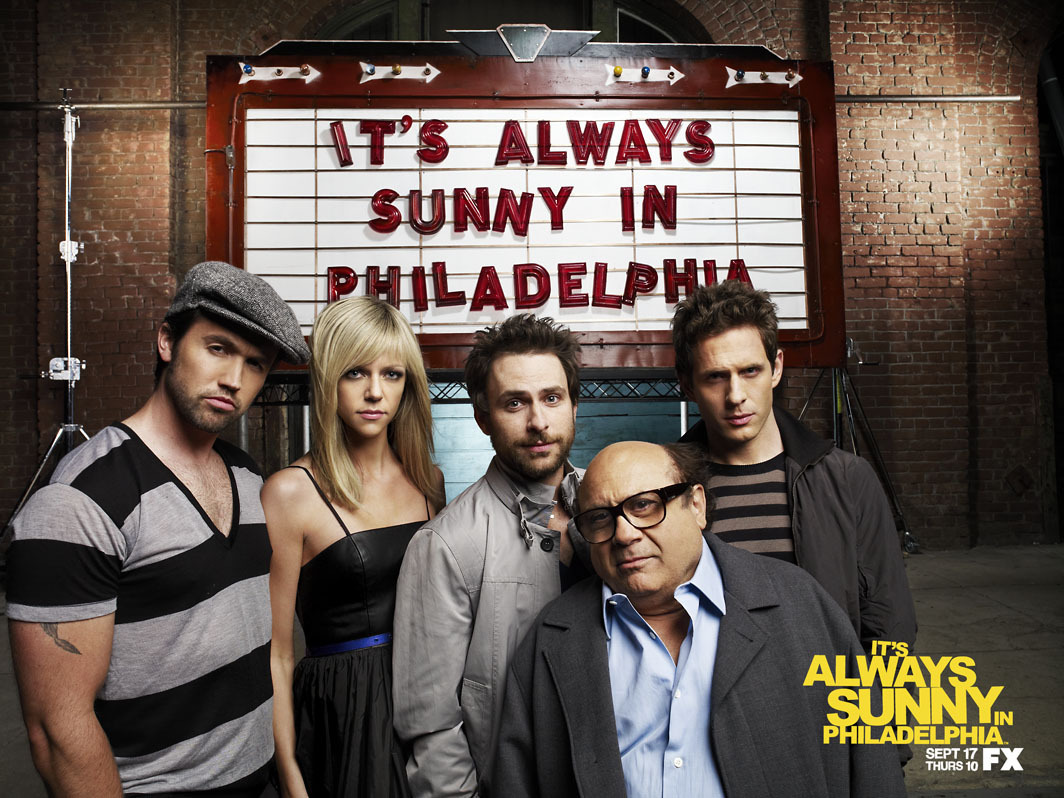Itu0027s Always Sunny In Philadelphia