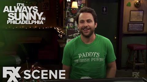 It's Always Sunny In Philadelphia Season 11 Ep. 8 Drinking Paint Scene FXX