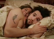 3x10 Mac Is a Serial Killer - Mac and Carmen in bed