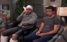 Charlie Gets Crippled