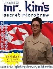 Mr Kim Secret Microbrew