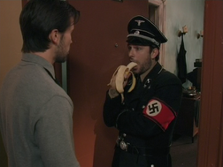 1x6 Charlie in Nazi outfit