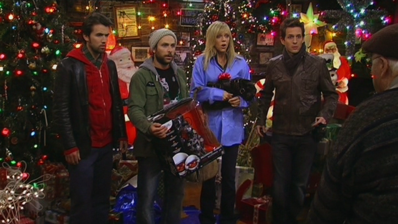 Image result for always sunny christmas
