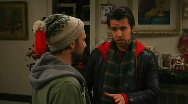 Always Sunny Christmas.Image A Very Sunny Christmas Png It S Always Sunny In
