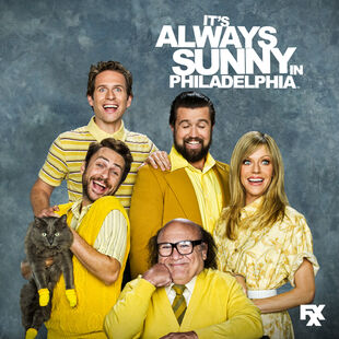 Dating for sex: season 11 its always sunny online dating