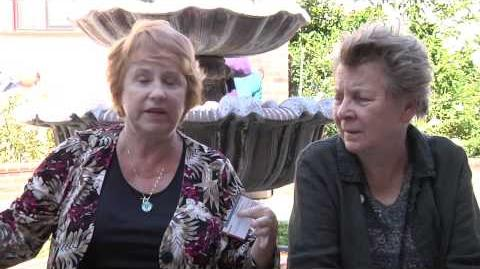 "Sunny Behind the Scenes ""Lynne Marie Stewart and Sandy Martin"""