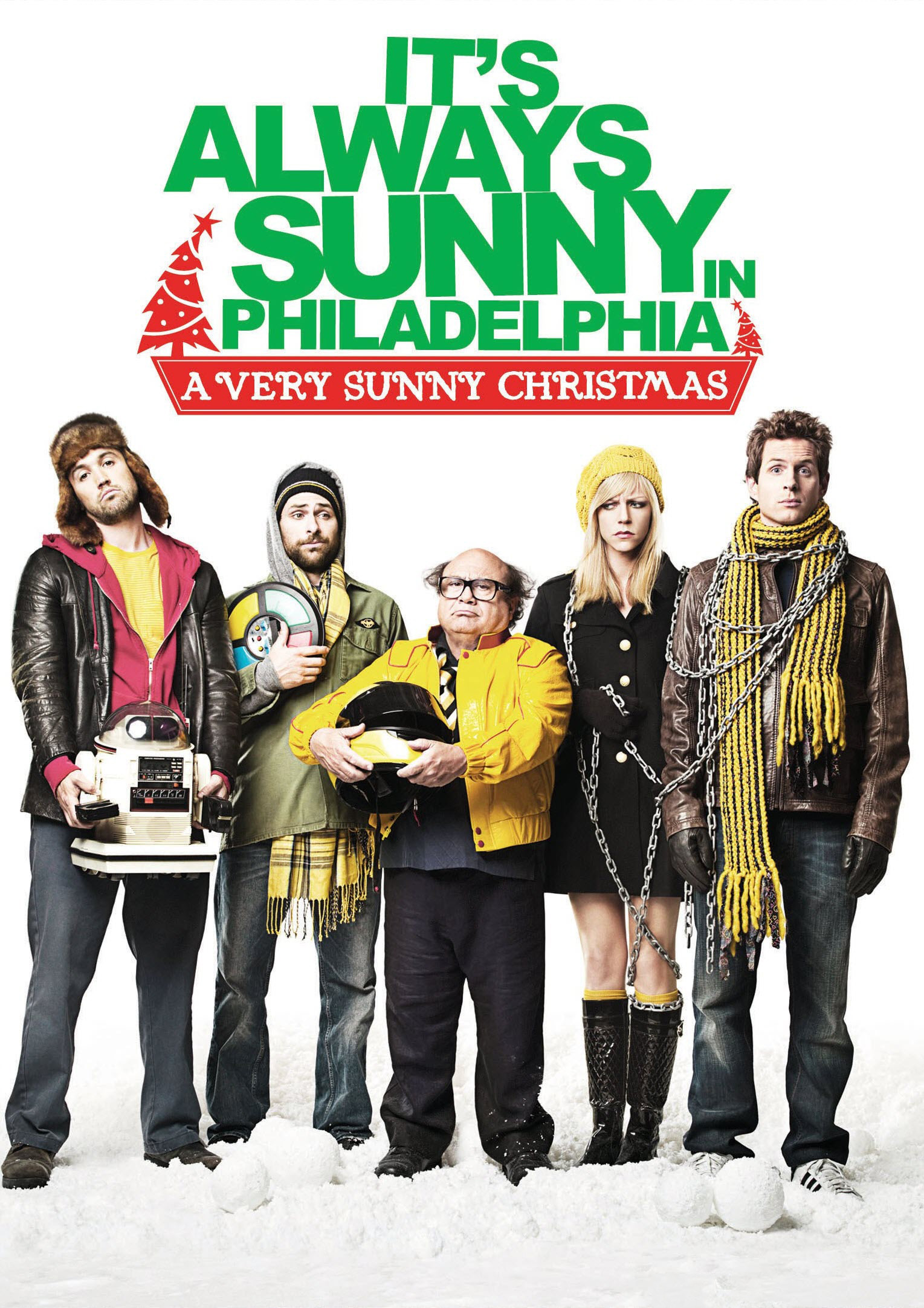 Its Always Sunny Christmas.A Very Sunny Christmas Dvd It S Always Sunny In