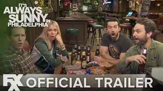 It's Always Sunny In Philadelphia Season 14 Official Trailer HD FXX
