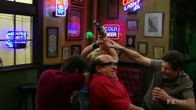 The Gang Gives Frank An Intervention Its Always Sunny In