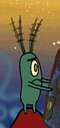 cw planktonpng - Spongebob Christmas Who
