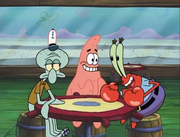 Mr. Krabs from CW 01