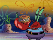 Mr. Krabs from CW 05