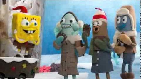 """It's a SpongeBob Christmas!"" hd trailer full"