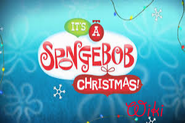SpongeBobXmasSpongeBobiaLogo