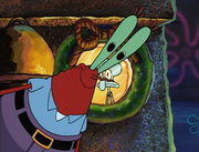 Mr. Krabs from CW 03