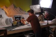 Behind the scenes 4