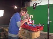 Behind the scenes 13