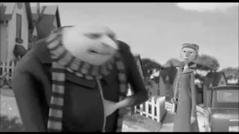 Cloudy with a Chance of Despicable Me Trailer 4 (fan-made)