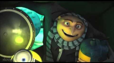 Cloudy with a Chance of Despicable Me Trailer 2
