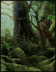 Bigfoot by penanggalan-d4kljdm