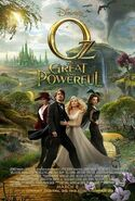 Oz - The Great and Powerful Poster (1)