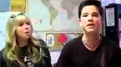 Nathan Kress and Jennette McCurdy Singing Big Mac Rap