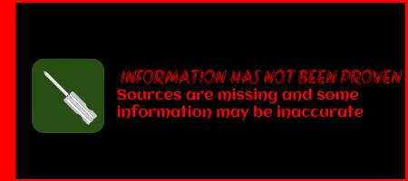 Missing Info