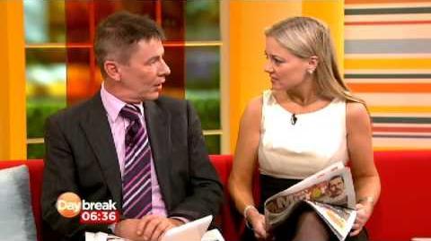 Dr Wendy Piatt (DG & CEO, The Russell Group) on ITV Daybreak - 10 September 2012