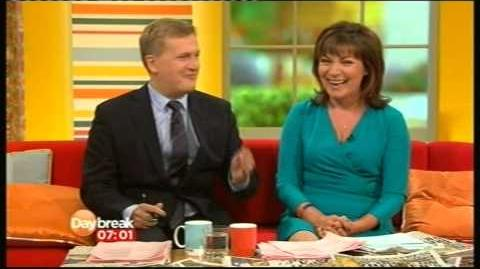 ITV Daybreak Relaunch - Monday 3rd September 2012