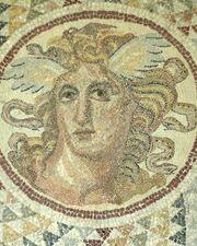 Mosaico di Medusa